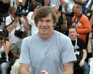 US director Gus Van Sant poses 21May 200