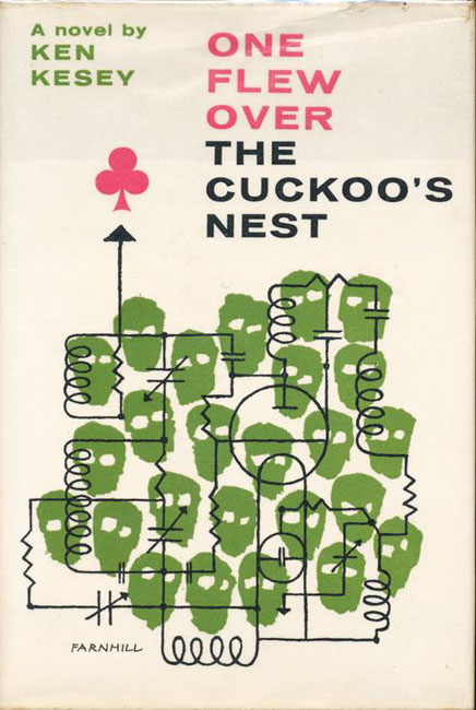 The heros role in one flew over the cuckoos nest by ken kesey